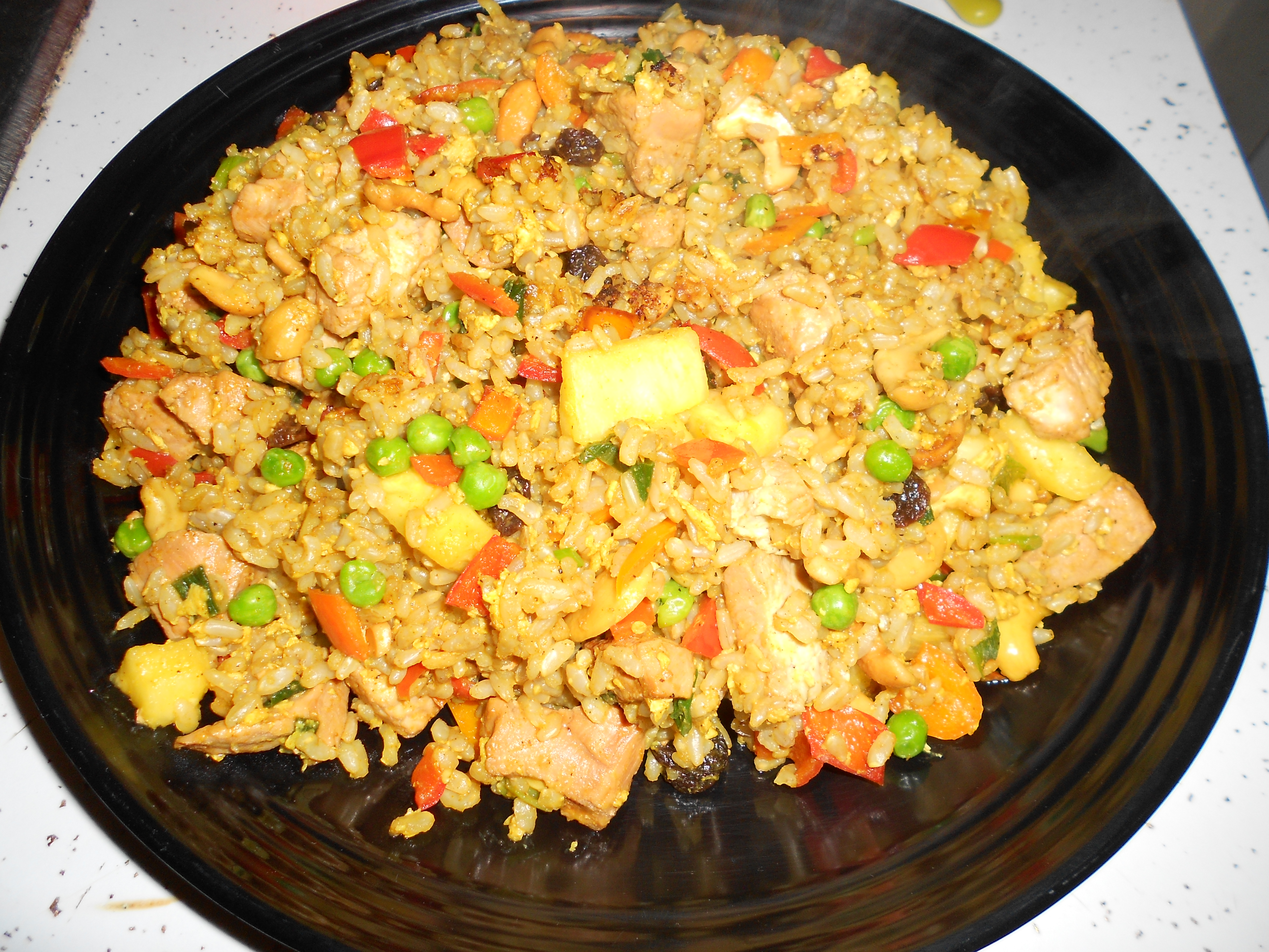 Thai Pineapple Fried Rice Recipes — Dishmaps