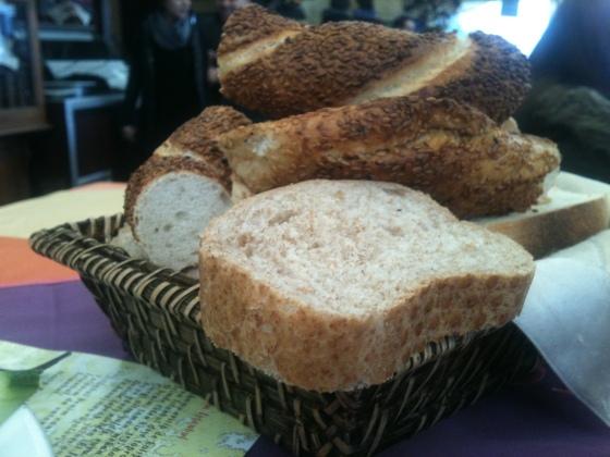 Sade Kahve Breakfast Bread Basket