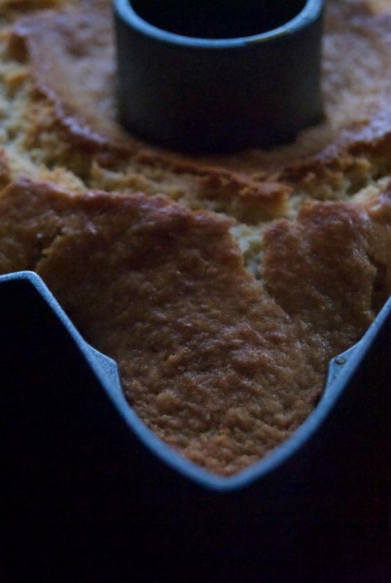 Lemon Coconut Bundt Cake
