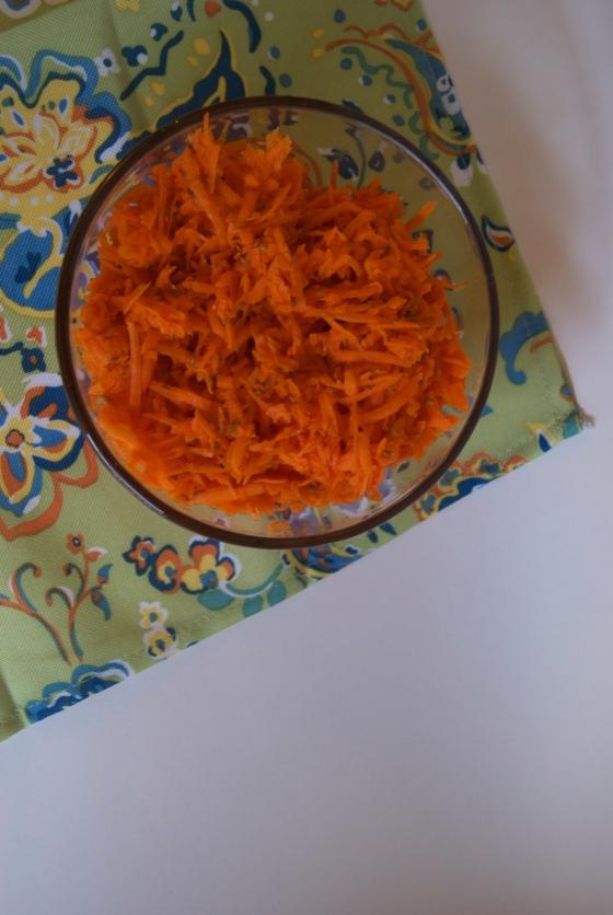 Sweet Carrot Salad