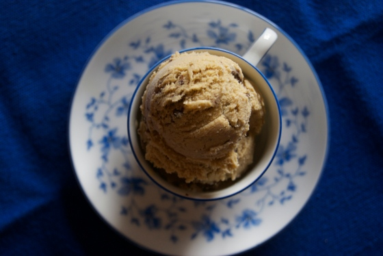 Coffee Chocolate Chunk Ice Cream