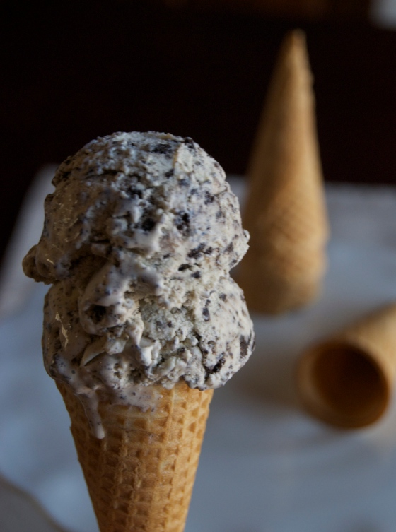 Cookies & Cream Ice Cream