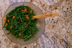 Green Bean & Tomato Salad|Insatiably