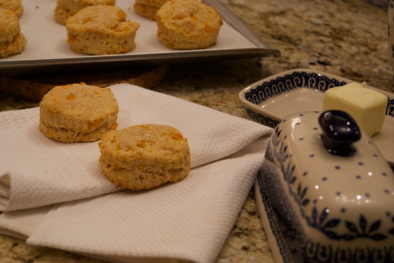 Sweet Potato Biscuits|Insatiably