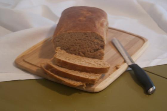 Honey Whole Wheat Bread | Insatiably