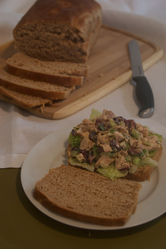Cranberry and Pecan Chicken Salad | Insatiably